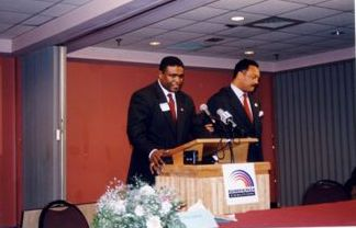Champ's intro of Rev. Jackson